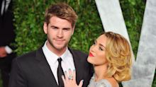 Miley Cyrus weds Liam Hemsworth in a Vivienne Westwood gown