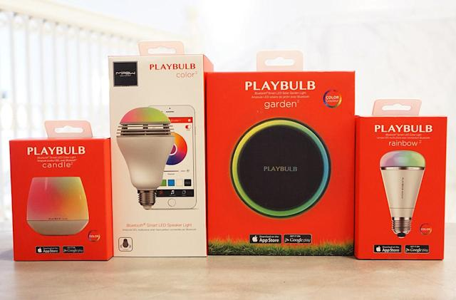 Engadget giveaway: win a set of Playbulb lights courtesy of Mipow!