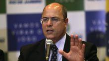 STJ afasta Witzel por 180 dias e PF prende acusados de desvios na Saúde no Rio