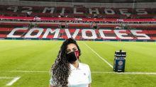 Julie Santos fala sobre amor ao Flamengo e expectativas para 2020