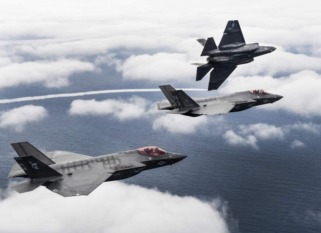 The F-35 Stealth Fighter Is Pulling More Impressive Maneuvers Than We Thought Possible
