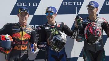 MotoGP Raceweek: Vinales looks to profit from Marquez-Rossi feud