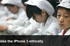 Protests against iPhone factory conditions planned at Apple Stores