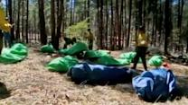 Fire shelters considered 'last resort' for Hotshot firefighters