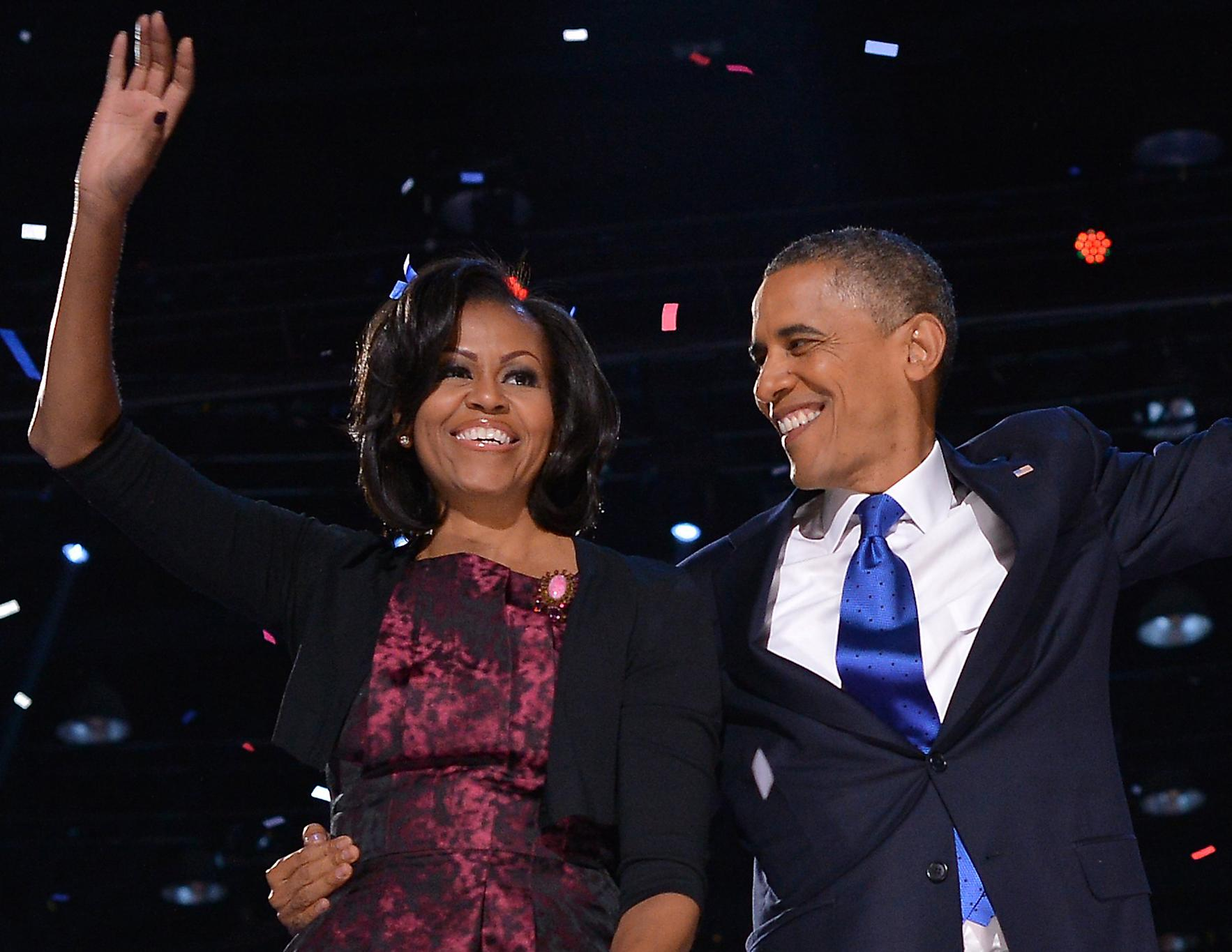 Obamas make their Hollywood movie debut with `American Factory`