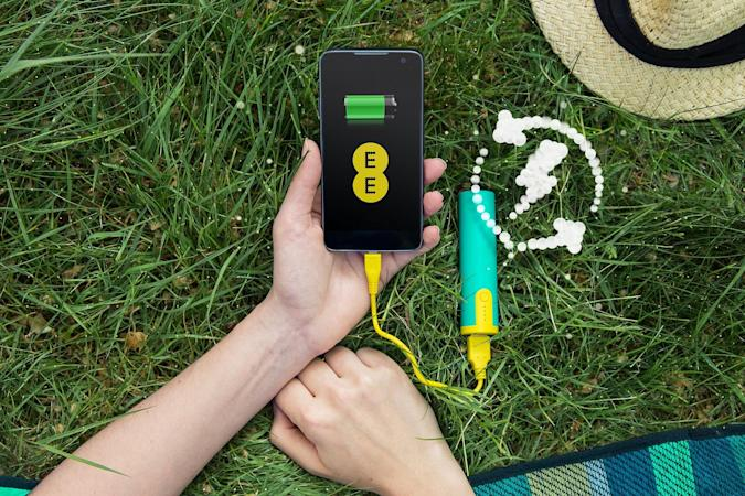 EE's Power Bar chargers aren't coming back