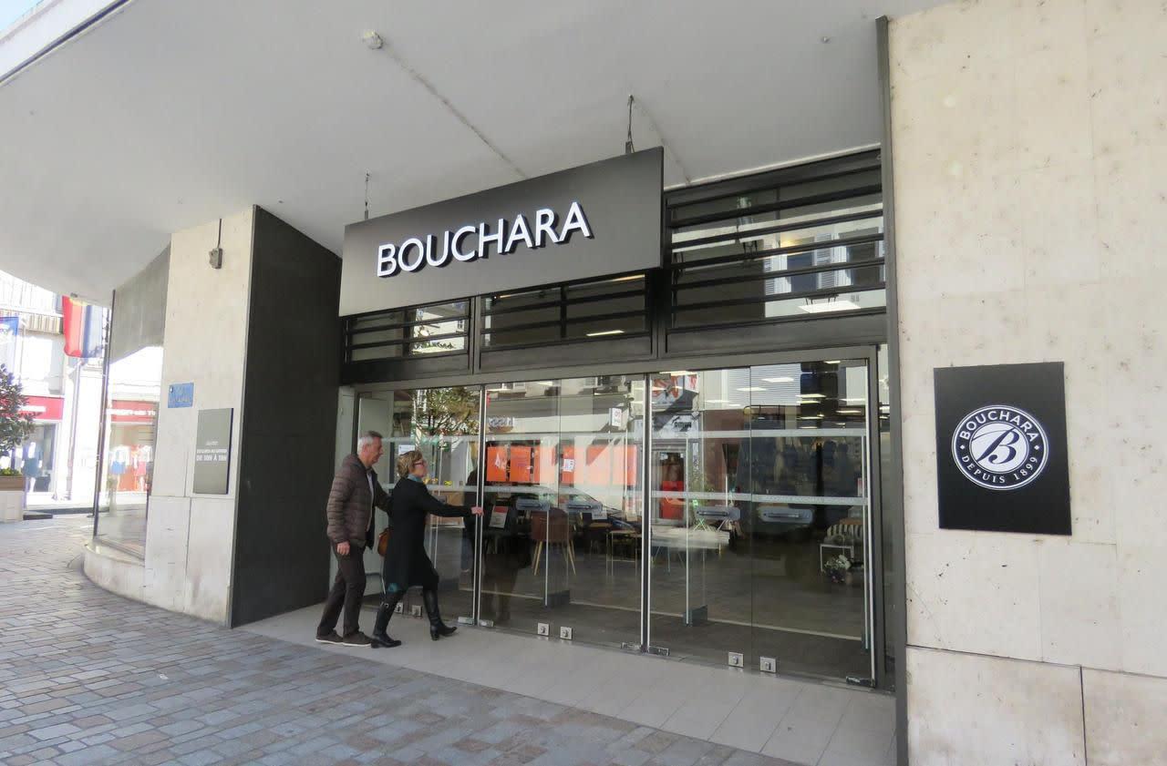 melun le magasin de linge de maison bouchara va fermer. Black Bedroom Furniture Sets. Home Design Ideas