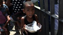 Covid in Brazil: Hunger worsens in city slums