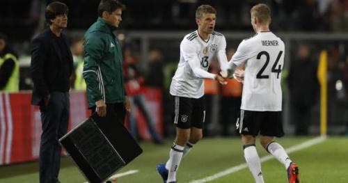 Foot - ALL - Leipzig - Timo Werner manquera trois matches de Leipzig, «une catastrophe» pour son entraîneur