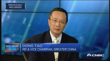 This banker says Hong Kong could have been Shenzhen