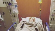 Amy Schumer padece hiperémesis gravídica