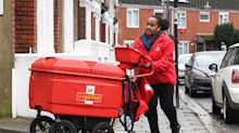 Royal Mail delivers record parcel numbers during Christmas in busiest quarter ever