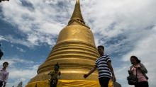 Bangkok's 'Golden Mount' temple in embezzlement probe