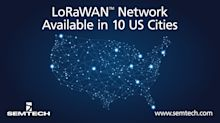 Semtech and Comcast's machineQ Announce LoRaWAN Network Availability in 10 Cities
