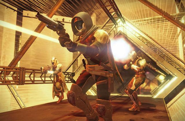'Destiny: Rise of Iron' PS4 exclusives include a new map