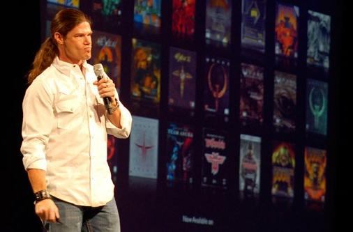 id Software president departs after 17 years of service