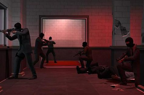 Kane and Lynch offers bank heist multiplayer