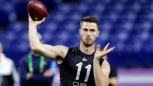 Jags go with another 6th-rounder, Jake Luton, as backup QB