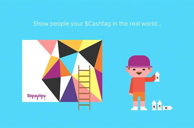 Square's 'cashtags' turn a custom web link into a tip jar