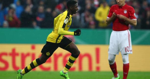 Foot - ALL - Coupe - Dembélé envoie Dortmund en finale de la Coupe d'Allemagne sur la pelouse du Bayern