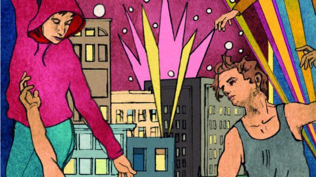 Avec leurs affiches, Mika et neuf autres artistes redonnent des couleurs à Paris