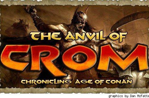 The Anvil of Crom: You must unlearn what you have learned