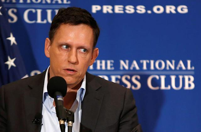 Is tech billionaire Peter Thiel prepping for a life in politics?