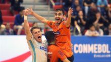 La Libertadores de fútbol sala tiene ya tres clasificados a cuartos de final