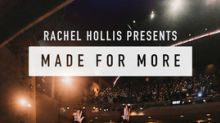 Rachel Hollis' Inspirational Documentary 'Made for More' Premieres in Cinemas Nationwide August 2 Only