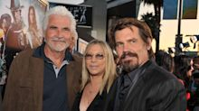 Josh Brolin apologizes for breaking social distancing rules to visit dad James, stepmom Barbra Streisand