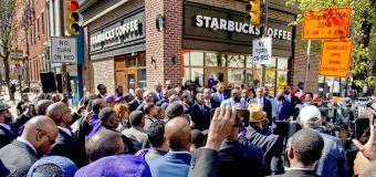 Not enough: Starbucks' racial efforts dismissed