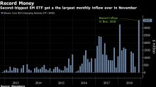 BlackRock's Emerging-Markets ETF Had a Record Month
