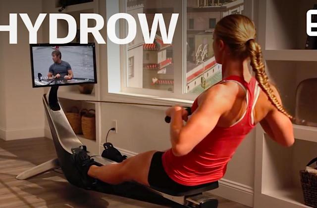 Hydrow could be the Peloton of rowing machines