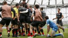 Alex Goode delivers as Saracens keep chasing Champions Cup miracle