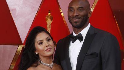 Vanessa Bryant sues over leaked Kobe photos