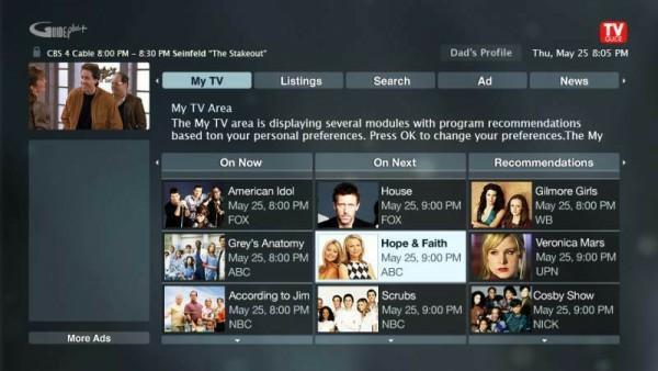 """Macrovision pushes """"Neon"""" TV Guide"""