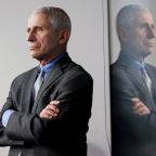 Fauci bullish on prospects for U.S. vaccine, not worried about China winning race
