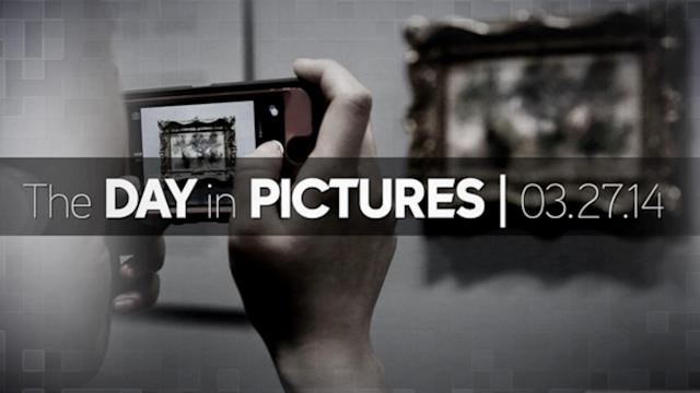 Day in Pictures: 3/27/14