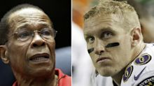 How a deceased former NFL player saved Rod Carew's life