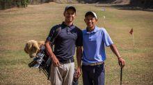 De un barrio pobre a la selección nacional de golf