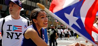 AOC: My Puerto Rico bill 'does not oppose statehood'