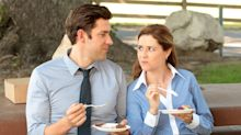 When Jim met Pam: John Krasinski shares details about his first audition with Jenna Fischer for 'The Office'