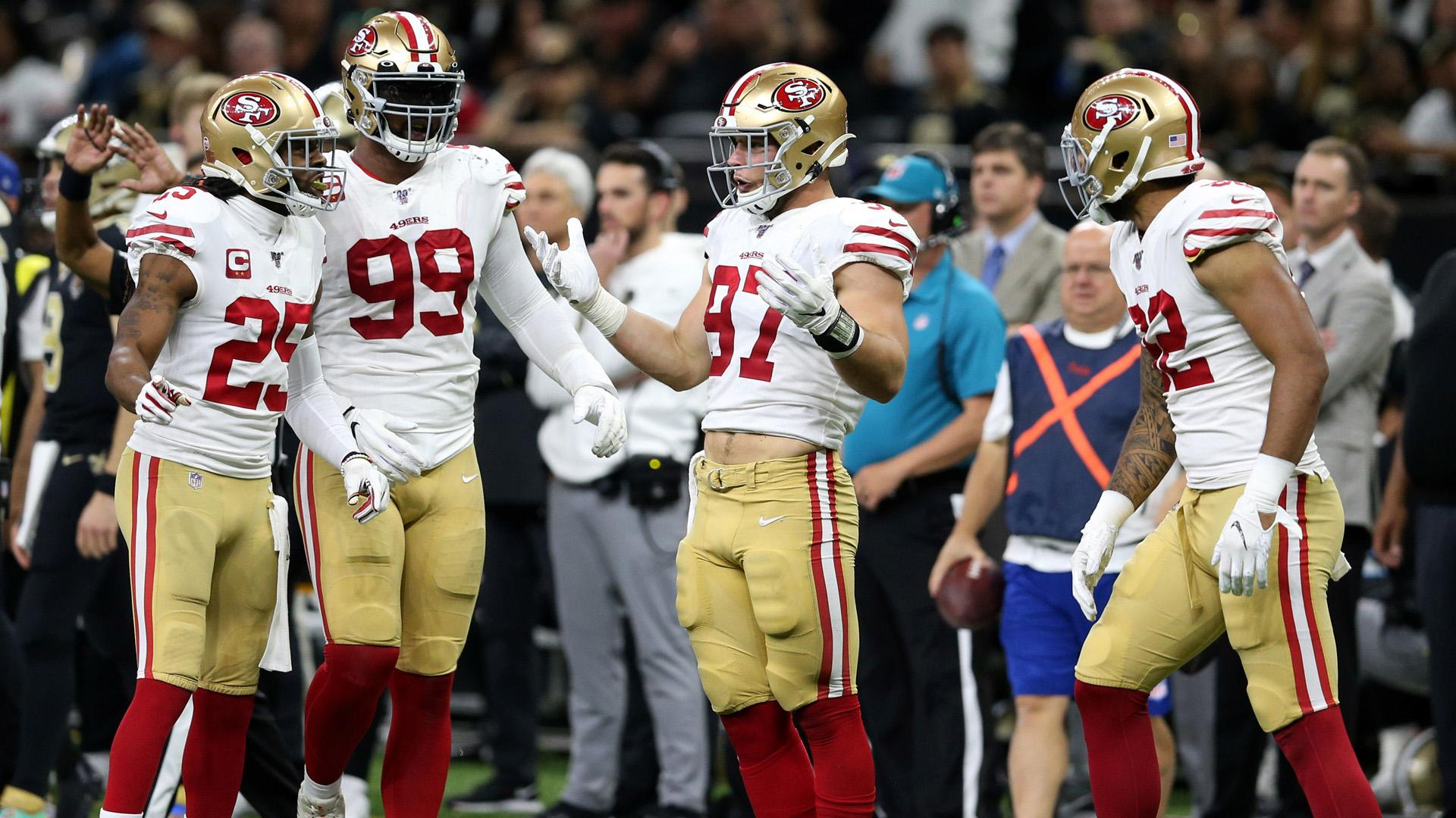 What Steve Young Believes Is 49ers Biggest Concern Entering Nfl Playoffs
