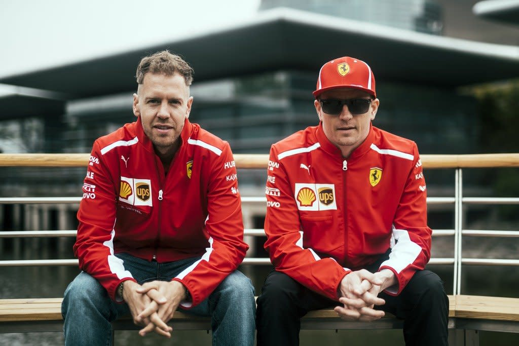 Niki Lauda認為Kimi Raikkonen比Sebastian Vettel速度更快