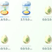 How to hatch eggs more efficiently in Pokemon Go