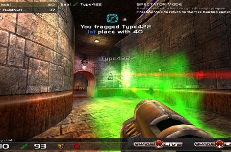 Bethesda deploys standalone client for id's Quake Live