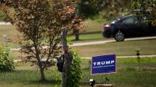 12-year-old displaying Trump sign punched several times by woman, Colorado police say