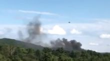 2 Killed In Helicopter Crash Near Charlottesville