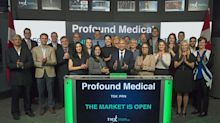 Profound Medical Corp. Opens the Market