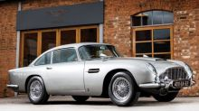 James Bond Aston Martin sells at auction for record-breaking £5.26 million